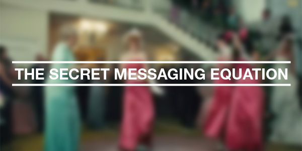 audience with your messaging