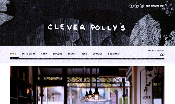 New Website Design Trends — an element of design