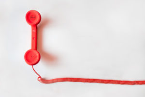 Impact Marketing — How Sales and Marketing Work Together — phone